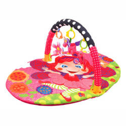 Shears Baby Playmat Gym Princess Red - WERONE
