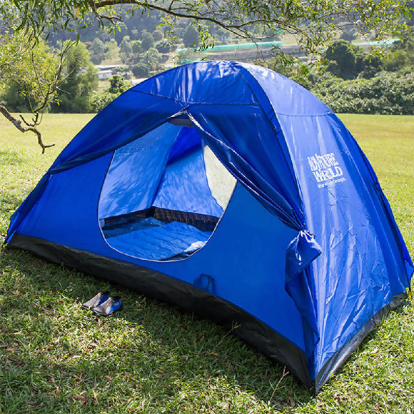 Adventure World Dome Tent With Rubber Loop (4 Men) - WERONE