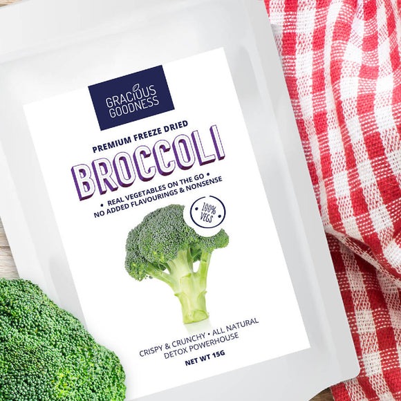 Gracious Goodness Pure Broccoli Powder