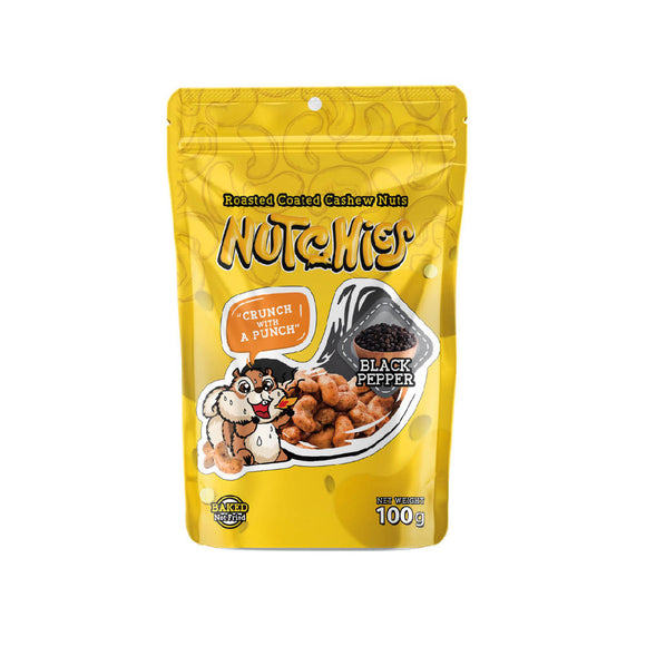 Nutchies Black Pepper 100g - WERONE
