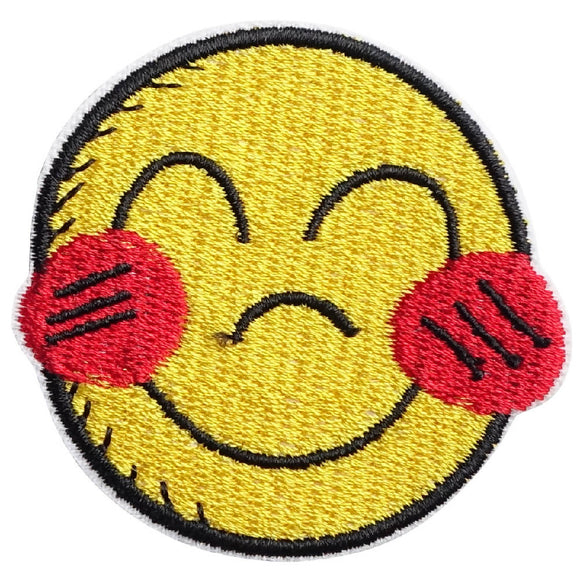 Junior Smiley Patch