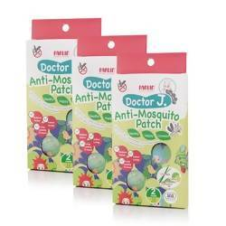 Farlin Doctor J. Anti-Mosquito Patch - Citronella, Lemon & Eucalytus (3PKS) - WERONE