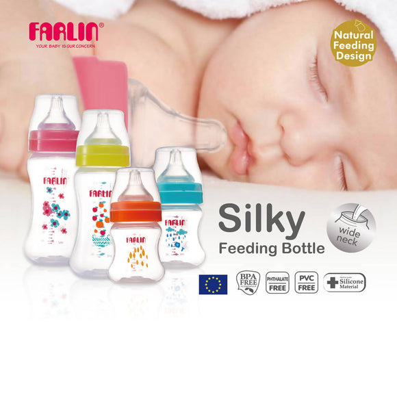Farlin Silky PP Feeding Bottle - WERONE