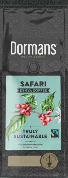 Dormans Safari Fairtrade Blend