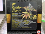 Indica male/female - RAINBOW SHANTY - Tricoma Gold Genetics