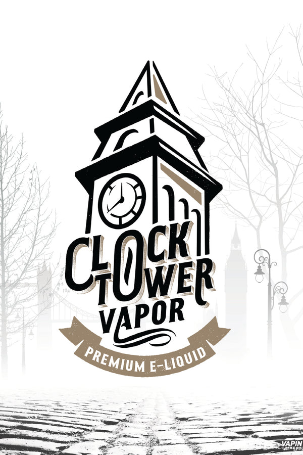 Clock Tower | 60ml (30 Bottle) Intro Pack