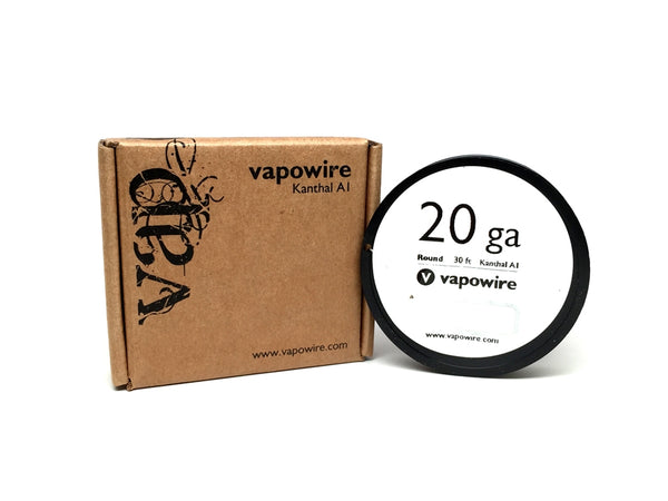 Vapowire Kanthal Round Wire 20g 30ft Spool