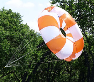 "Iris 36"" Ultra Light Parachute - 4lbs @ 15fps"