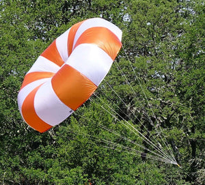 "Iris 72"" Ultra Light Parachute - 16bs @ 15fps"