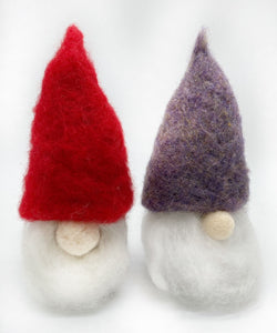 Garden Gnome felting kit - instructions only