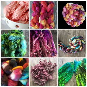 Jacquard Acid Dyes - 1/2 oz for dyeing wool, protein fibres used in felting and spinning - FREE SHIPPING when you buy 4 or more