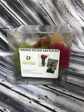 Load image into Gallery viewer, Needle Felted Cactus Kit - instructions ONLY