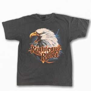 RIGHTEOUS EAGLE TEE