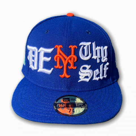 DeNY Thy Self Fitted Cap (2015 World Series)