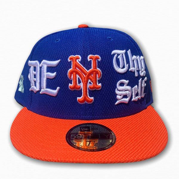 DeNY Thy Self Fitted Cap NYM ST