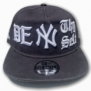 DeNY Thy Self Washed Yankees Snapback