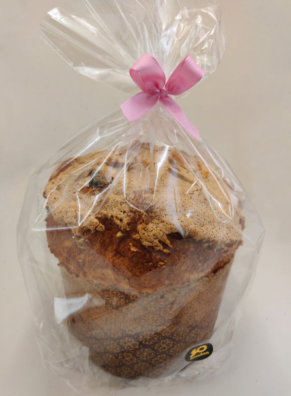 Panettone aux canneberges