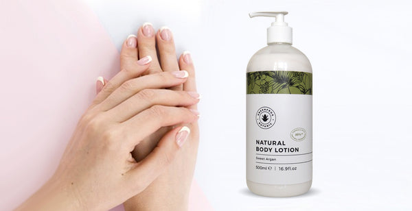 5 Benefits of Our Natural Body Lotion