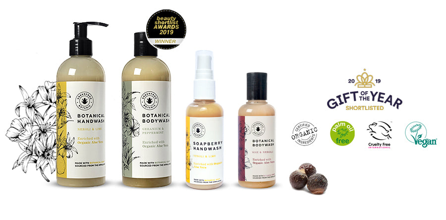 Greenfrog Botanic - Cruelty Free Skincare Products