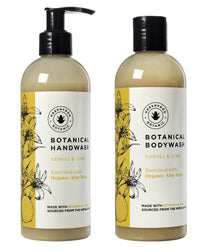 Neroli & Lime Body Wash | Neroli & Lime Hand Wash