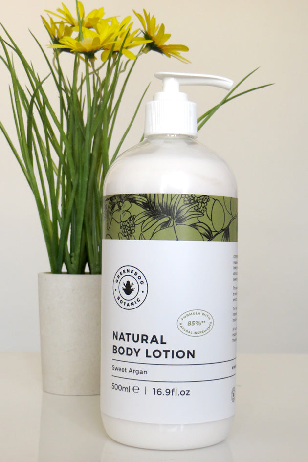 Natural Body Lotion 500ml