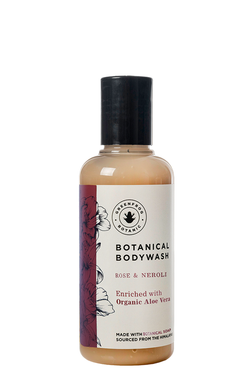 Natural Travel Bodywash - Rose & Neroli 100ml