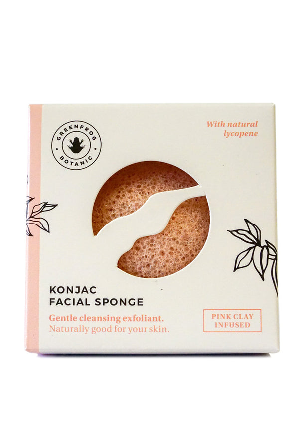 Natural Konjac Sponge - naturally good for your skin