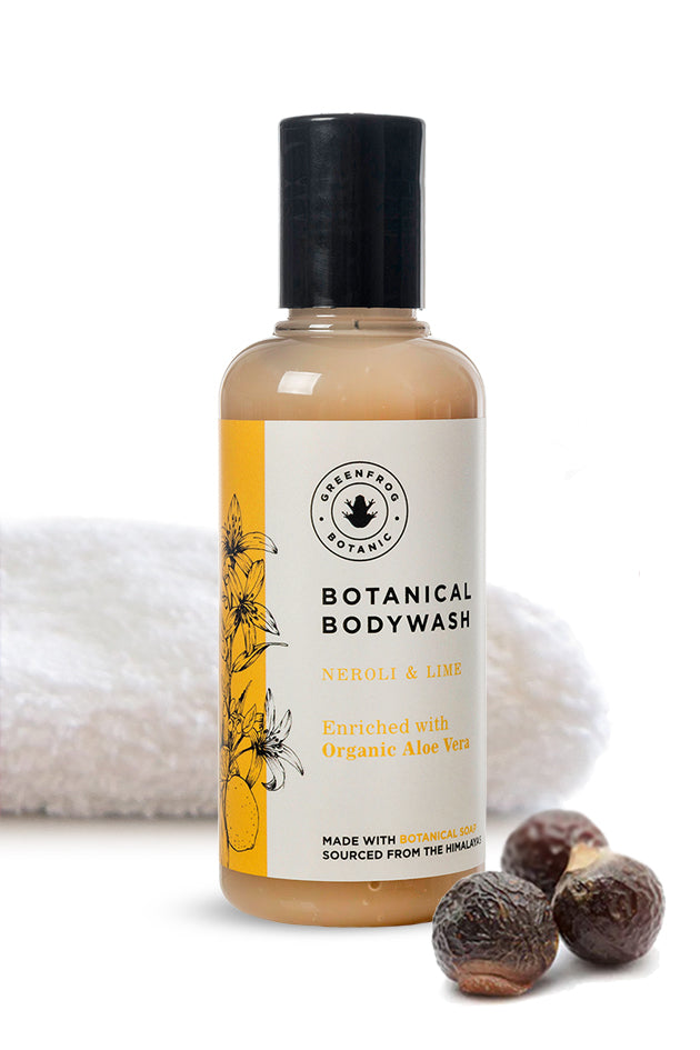 Organic Travel Bodywash