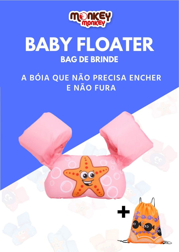 Bóia My Baby Floater+Bag