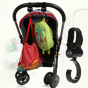 Stroller Bag Hook 2pcs-DEj KidS