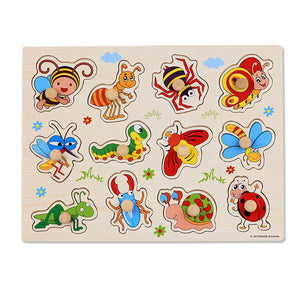 Fit the Pieces (Insects)-DEj KidS