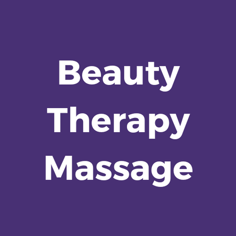 Level 3 Diploma In Beauty Therapy Massage