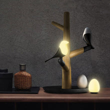 Load image into Gallery viewer, Handmade Birds Lamp