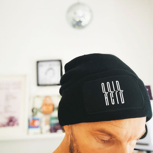 Acid beanie | The Groovehouse