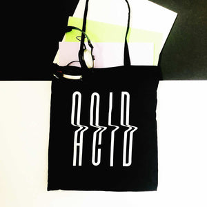 acid tote bag techno | The Groovehouse