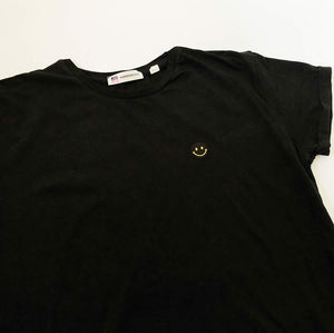 black acid house tee | The Groovehouse