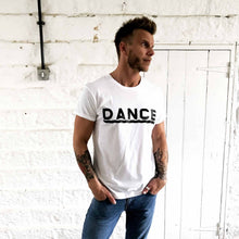 Load image into Gallery viewer, large dance font tee | the groovehouse