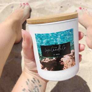 ibiza scented candle | the groovehouse