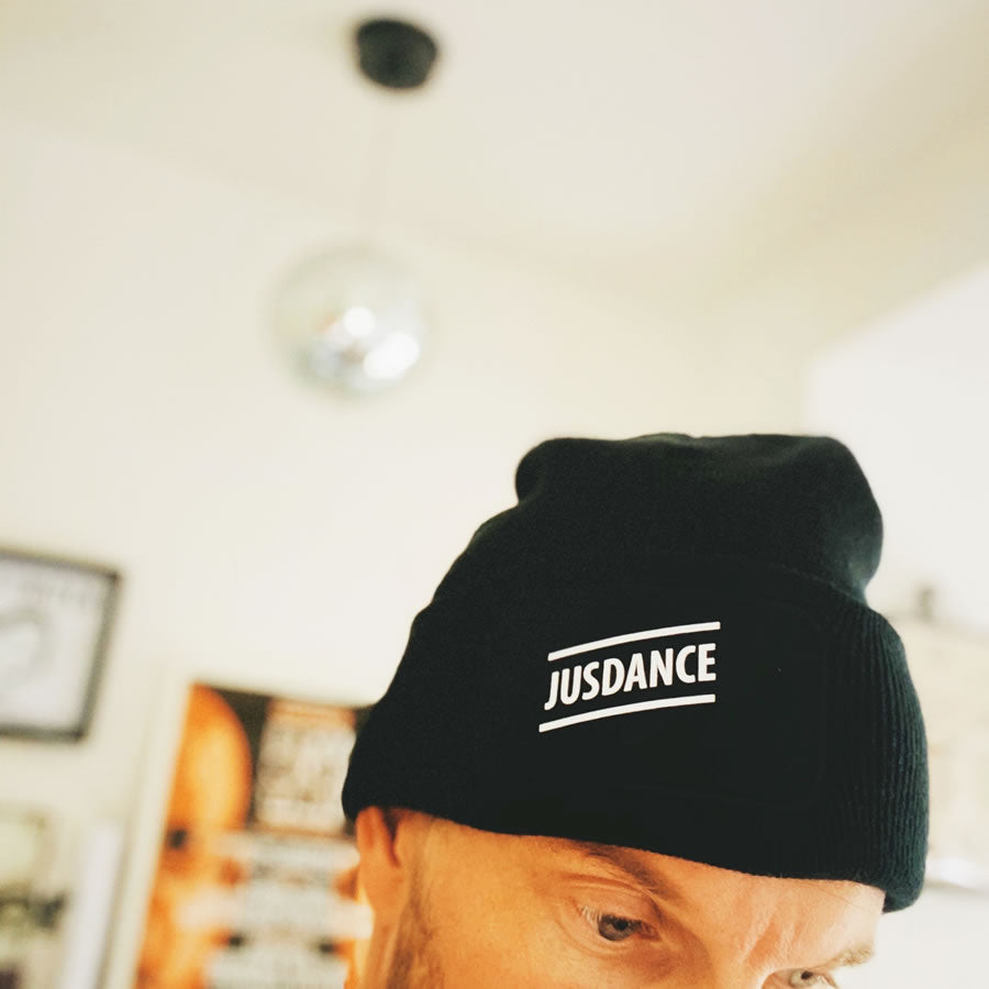 Jusdance beanie | The Groovehouse