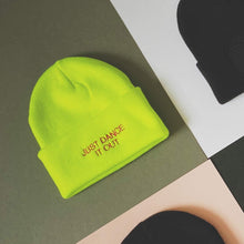 Load image into Gallery viewer, Nineties style fluorescent beanie hat | The Groovehouse