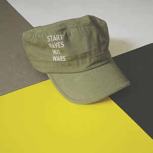 Streetwear army cap | The Groovehouse