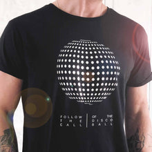 Load image into Gallery viewer, metallic disco ball top  | the groovehouse