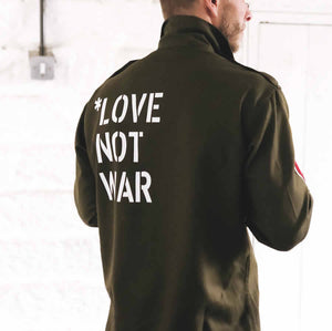 love not war top | the groovehouse