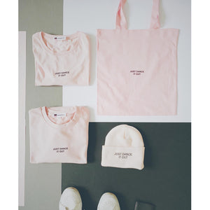 Pink and black streetwear slogan clothing collection | The Groovehouse