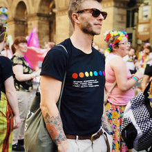 Load image into Gallery viewer, Pride rainbow tee | The Groovehouse