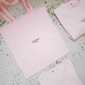 slogan beach bag shopper bag | The Groovehouse