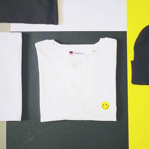 crisp white tee | The Groovehouse