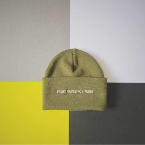 Streetwear style commando beanie | The Groovehouse