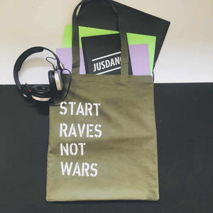 rave handbag | The Groovehouse