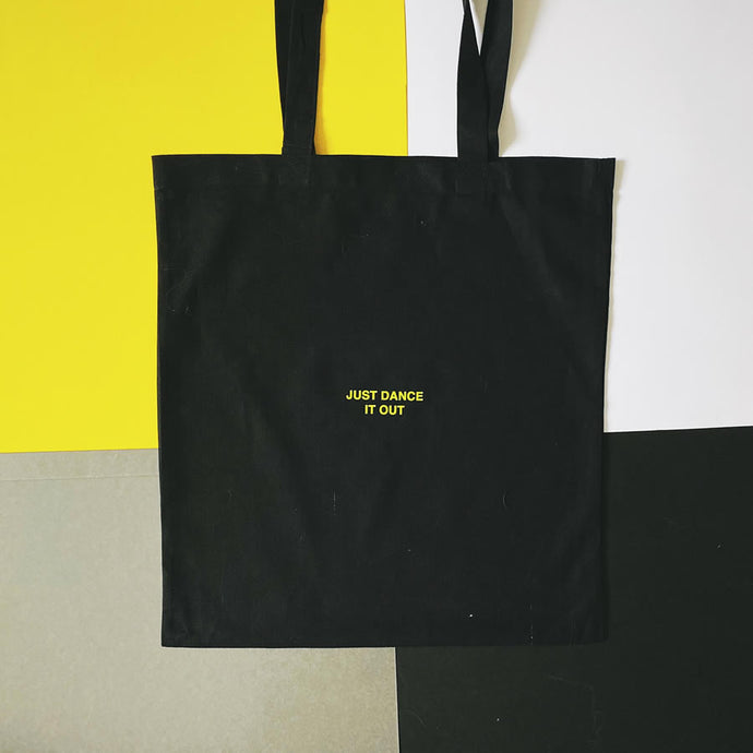 Streetwear tote bag | The Groovehouse